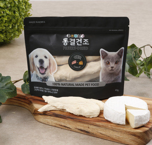 GOONG's freeze-drying cheese 40g